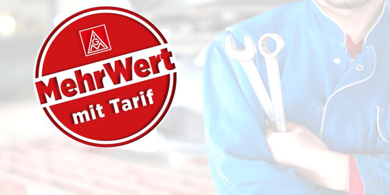 10.000 Beschäftigte tarifgebunden – Erfolg des Drucks in den Betrieben: Immer mehr Arbeitgeber schließen sich Tarifgemeinschaft an