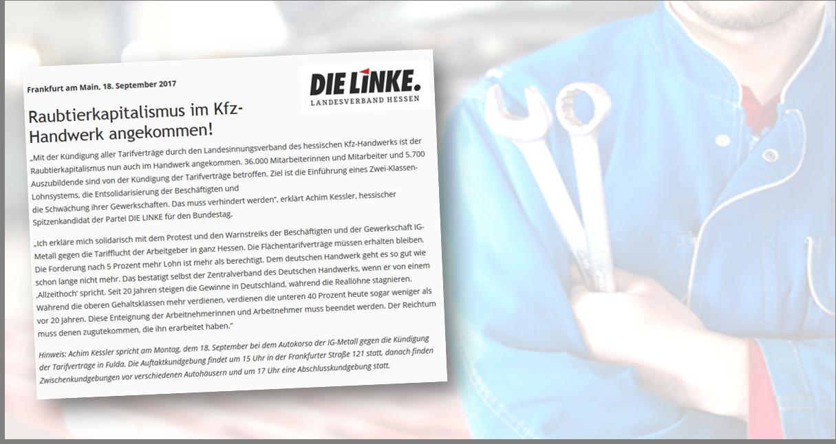 Bundestagskandidat Achim Kessler Die Linke Solidarisch