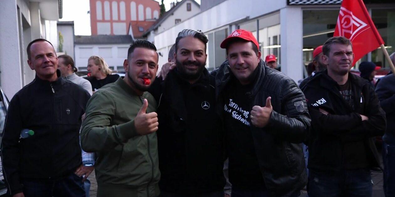 Videoclip: Fulda Breite Solidarität und Entschlossenheit!