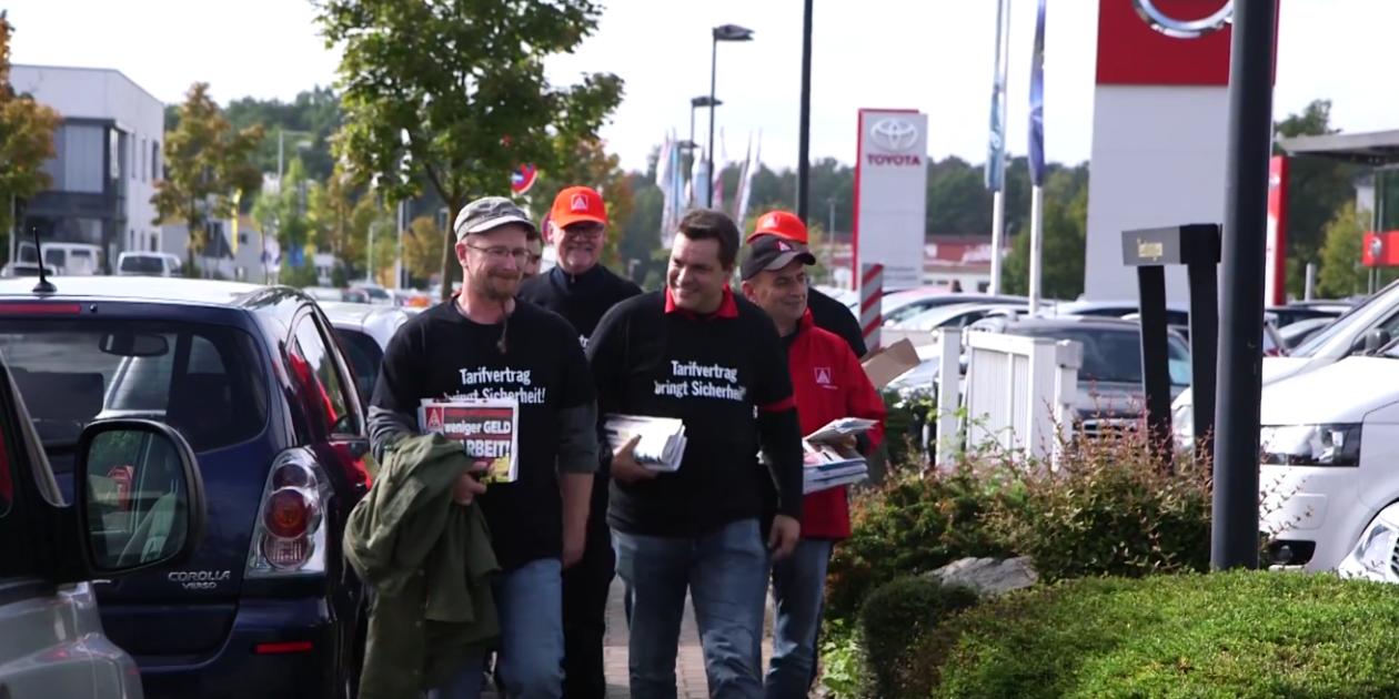 Video: Mobilisierung in Mittelhessen für den hessenweiten Aktionstag am 26.9