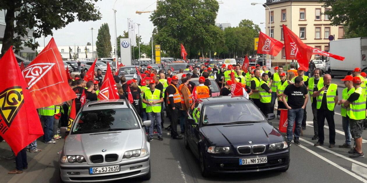 Weiterer Erfolg der Solidarität – OTLG tarifgebunden durch Flucht in den Arbeitgeberverband