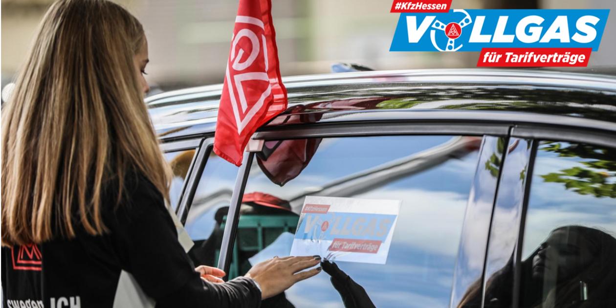 Wiesbaden-Limburg: Aktionstreffen #kfzhessen – Vollgas für Tarifverträge am 26.09.2018